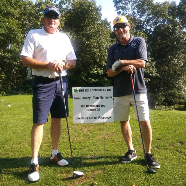 2018 Shaughnessy Golf Tournament 1