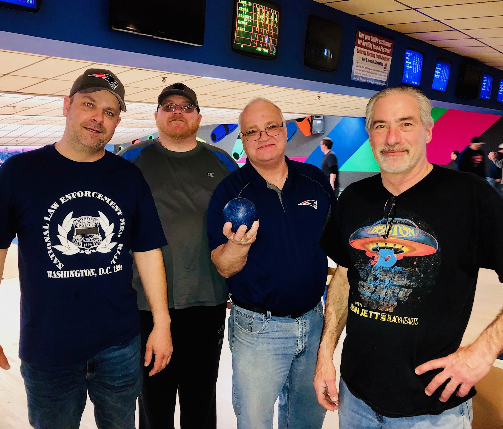 2019 MDA Bowl-A-Thon At The Woburn Bowladrome « National