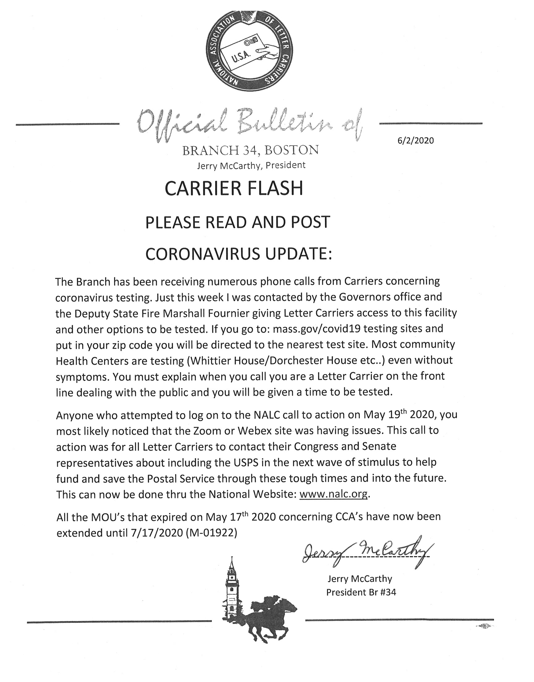 Corona-Update-6-2-2020
