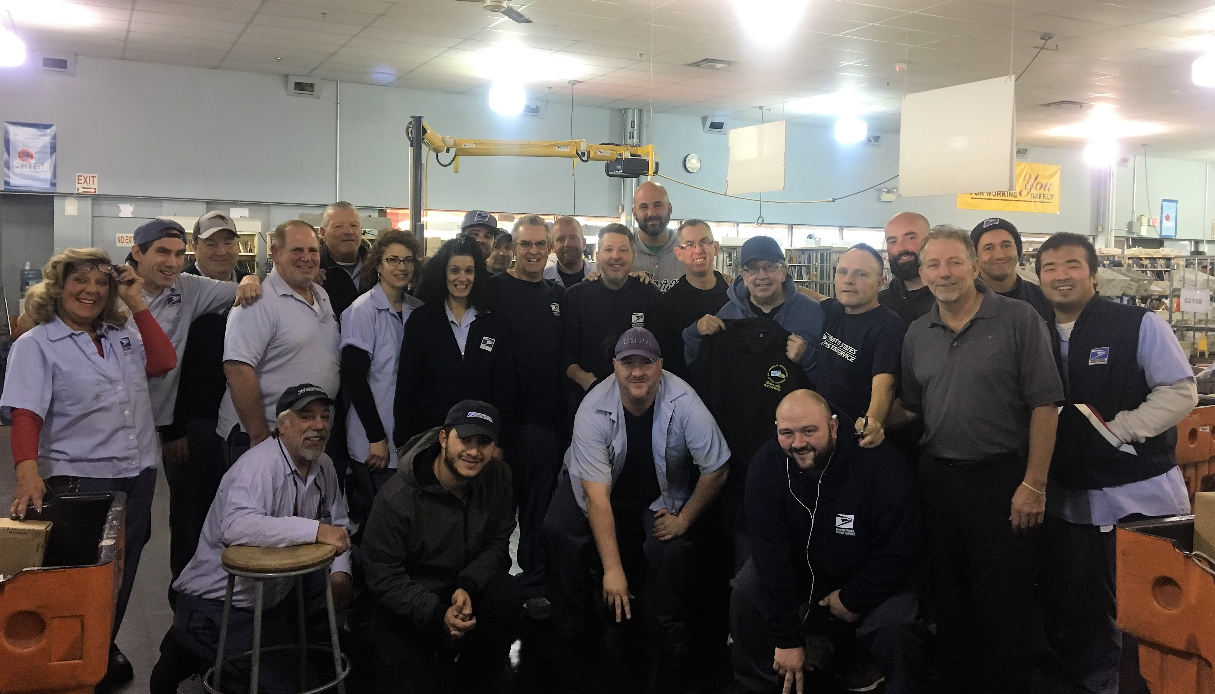 IMC- Chelsea gang and Branch President Yerkes gather to send off newly retired Jim Murphy and Paul McDonald, All 2  (2)