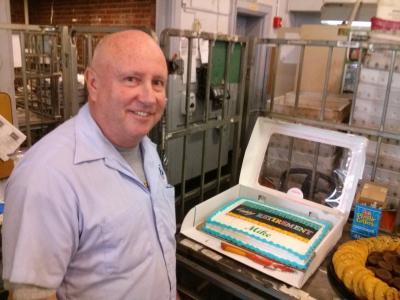 Larkin Cake