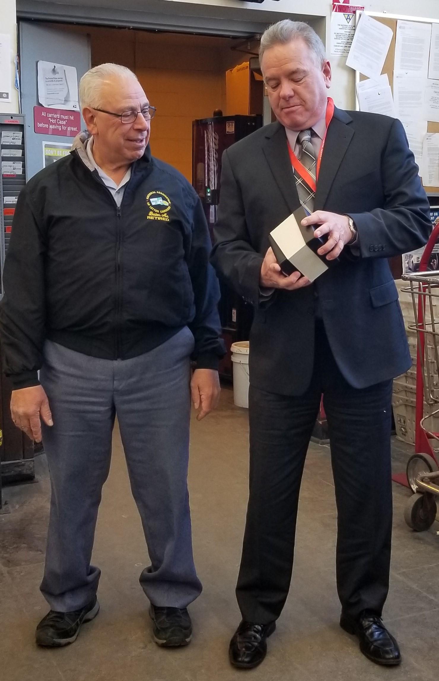 President-Jerry-McCarthy-and-Stonehams-retiree-Bobby-Solano-2