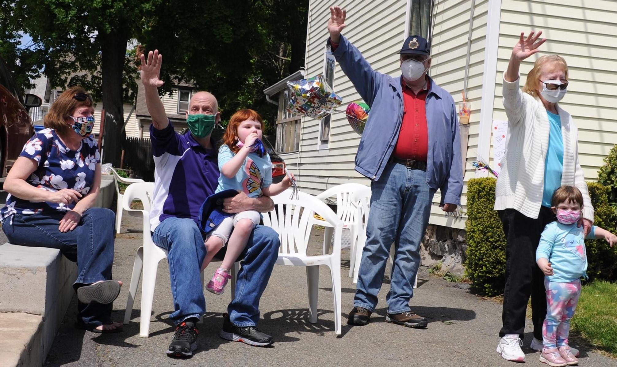 Waltham-Carrier-Paul-Seniors-Birthday-Parade-2