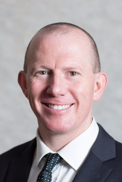 Michael Murray : Secretary-Treasurer