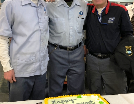 Woburn Retirements Shea, Hoctor, Cusolito