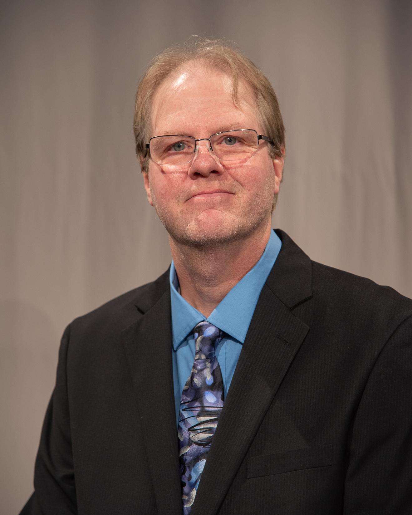 John Lucey : Area Steward