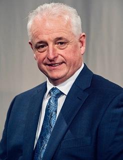 Bobby Damatin : Financial Secretary